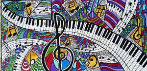 Spiritual counselling London, Camden, Kings Cross - creativity, spiritual awakening, Author: Julie, Title: Happy Song